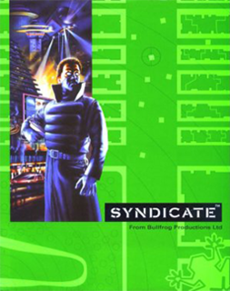 <i>Syndicate</i> (video game) 1993 video game
