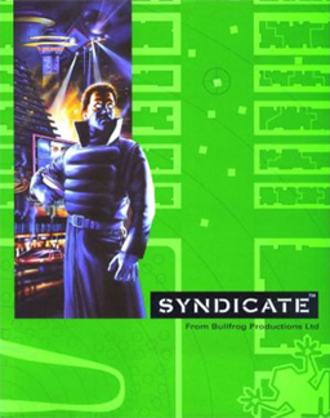 Syndicate (video game) - European box art