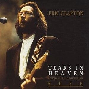 Tears in Heaven - Image: Tears in Heaven Vinyl Cover