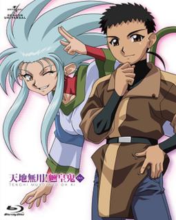 <i>Tenchi Muyo! Ryo-Ohki</i> OVA series