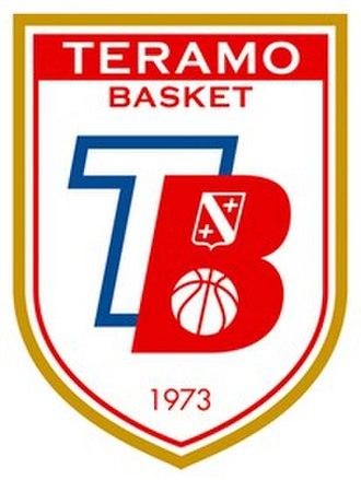 Teramo Basket - Image: Teramo Basket Logo