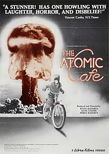 the atomic cafe project Atomic cafe: project developed for one of the few.