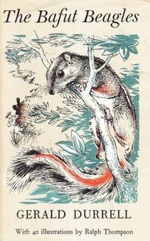 The Bafut Beagles - First UK edition (publ. Rupert Hart-Davis)