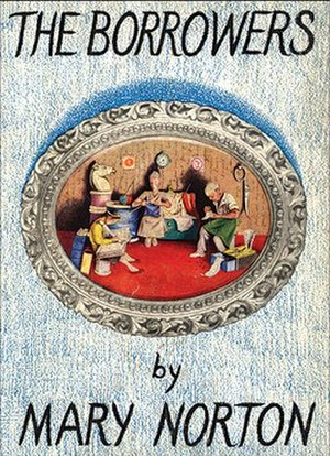 The Borrowers - Stanley cover of first edition