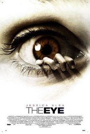 The Eye (2008 film) - North American release poster
