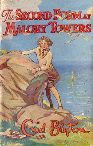 The Second Form at Malory Towers - First edition (publ. Methuen)