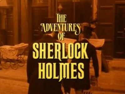 Picture of a TV show: The Adventures Of Sherlock Holmes