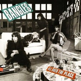 All Over the Place (The Bangles album) - Image: The Bangles All Over the Place