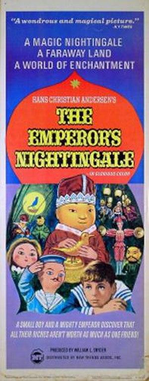 The Emperor's Nightingale - Image: The Emperor's Nightingale Film Poster