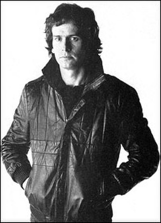 The Fugitive (album) - A promotional photograph of Tony Banks