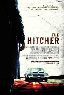 <i>The Hitcher</i> (2007 film) 2007 film by Dave Meyers
