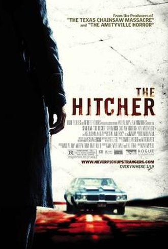 The Hitcher (2007 film) - Theatrical release poster