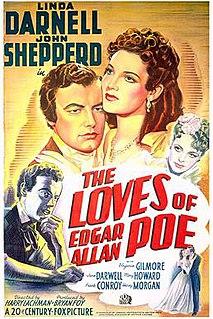 <i>The Loves of Edgar Allan Poe</i>