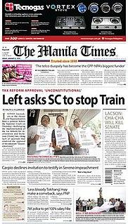 <i>The Manila Times</i>