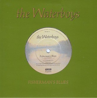 Fisherman's Blues (song) - Image: The Waterboys Fisherman's Blues 1988 Single Cover