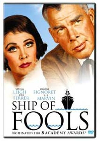Ship of Fools (film) - DVD cover
