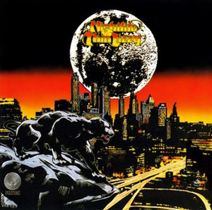Nightlife (Thin Lizzy album) - Image: Thin Lizzy Night Life
