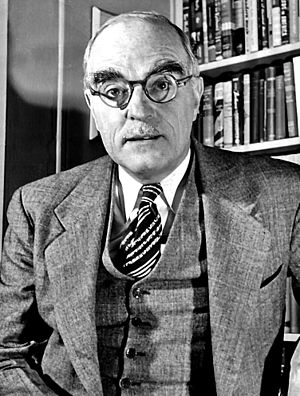 Thornton Wilder - Wilder in 1948