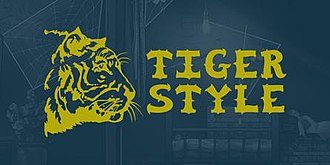 Tiger Style - Image: Tiger Style Logo