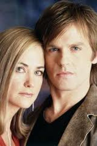 Todd Manning and Blair Cramer - Trevor St. John and Kassie DePaiva as Todd/Victor and Blair