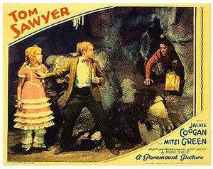 Tom Sawyer (1930 film) - Original poster