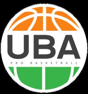 UBA Pro Basketball League - Image: UBA Pro Basketball League Logo