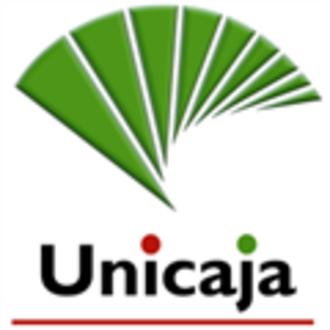 2005 Copa del Rey de Baloncesto - Image: Unicaja logo