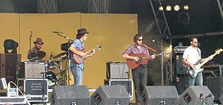 Vetiver (band) band that plays contemporary folk music