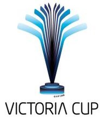 Victoria Cup (ice hockey) - Image: Victoria Cup Logo