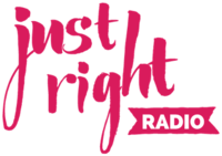 WPTK justrightRADIO logo.png