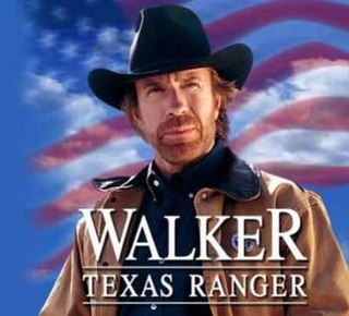 <i>Walker, Texas Ranger</i> American TV series