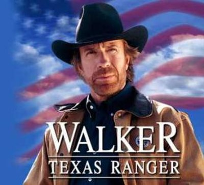 Picture of a TV show: Walker, Texas Ranger