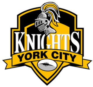 York City Knights English professional rugby league club based in York