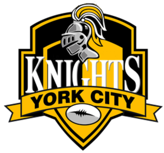 York City Knights - Image: York City Knights logo 2018