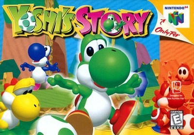 Picture of a game: Yoshi's Story