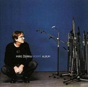 Modrý album - Image: Zbirka Modry album