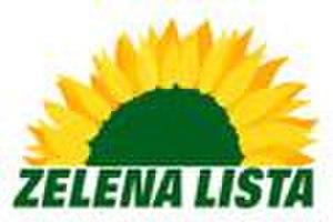 Green List - Image: Zelenalistalogo