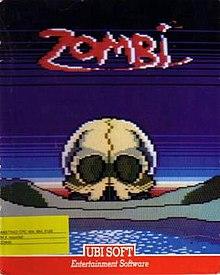 Zombi 1986 Video Game Wikipedia