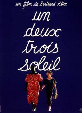 1, 2, 3, Sun - French film poster