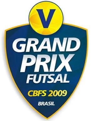 2009 Grand Prix de Futsal - Image: 2009Grand Prix Futsal