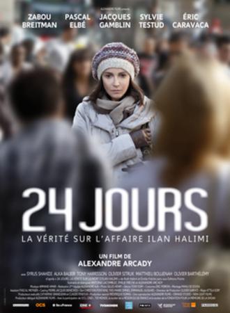 24 Days - Film poster