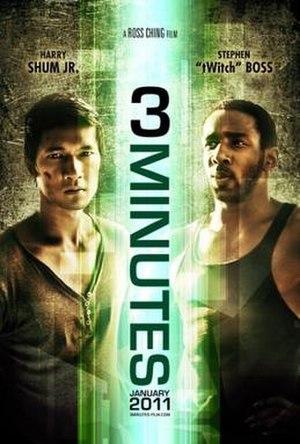 3 Minutes - Film poster