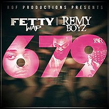 Fetty Wap featuring Remy Boyz — 679 (studio acapella)