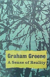 <i>A Sense of Reality</i> book by Graham Greene