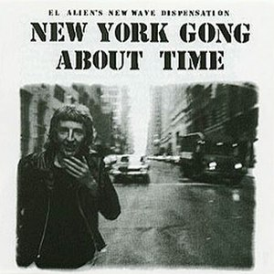 About Time (New York Gong album) - Image: About Time (New York Gong album)
