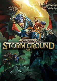 <i>Warhammer Age of Sigmar: Storm Ground</i> Video game