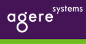 Agere Systems - Image: Agere Systems logo