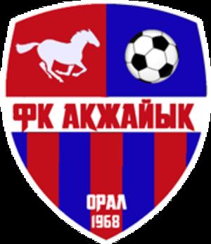 FC Akzhayik - Image: Akzhayik
