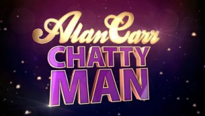 Alan Carr: Chatty Man - Image: Alan Carr Chatty Man logo