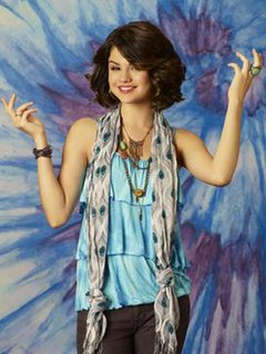 Alex Russo Fictional character on TV sitcom Wizards of Waverly Place, portrayed by Selena Gomez